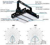 실내 테니스 농구장을%s 최고 밝은 에너지 절약 130lm/W 200W LED 플러드 빛