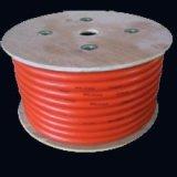 공급 PVC 용접은 고무 케이블에 케이블을 단다