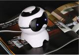 Creative Mini Robô falante portátil Bluetooth para telefone portátil do computador