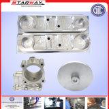 Peça fazendo à máquina personalizada do alumínio do serviço do CNC