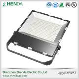 La alta calidad estupenda adelgaza la luz de inundación de aluminio de la cubierta IP65 200W LED del diseño