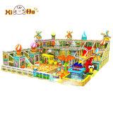 娯楽機械演劇の子供のゲームが付いている子供の運動場