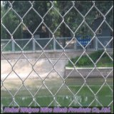 工場、高品質は塀のテニスコートワイヤーを遊ばす