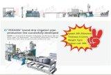 Chaîne de production à grande vitesse de pipe d'irrigation par égouttement