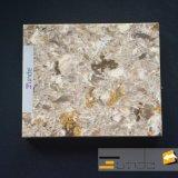 Engenharia de Materiais de pedra de quartzo Cristal artificial de bancada