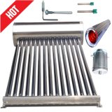 De compacte Verwarmer van het Hete Water van het Systeem van de ZonneCollector van de Buis van de Lage Druk Vacuüm Zonne