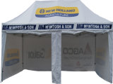 Färben-Sublimation 600d Drucken-AluminiumgartenGazebo, Ereignis-Festzelt-Zelt