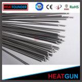 Soldadura plástica Roces del PE de los electrodos de soldadura del HDPE