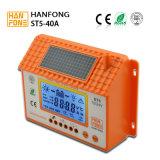 ZonneControlemechanismen van het Huis van Hanfong de Hete 12V 24V 40A (ST5-40A)