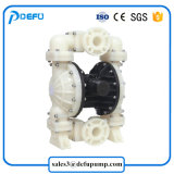 Qbk Air Operated Doubles Diaphragm Pump for Chemical Liquid