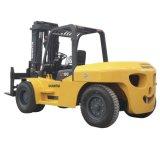 Schweres Shantui Cpcd100 Dieselgabelstapler-De 10 Tonne