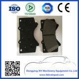 Garnitures de frein de qualité de la fournisseuse OE de pièces d'auto D1303