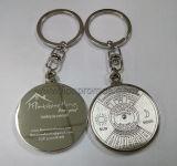 亜鉛合金のカレンダの金属Keychain