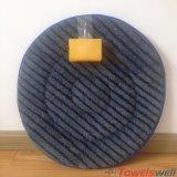 19インチのMicrofiberのカーペットのクリーニングのためのごしごし洗うカーペットのボンネット