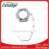 승진 숙녀를 위한 다이아몬드를 가진 Foldable 부대 훅