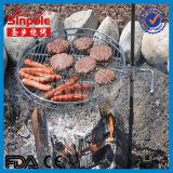 Het Kamperen van het Roestvrij staal van de manier Goedgekeurde Grill met Ce/FDA (SP-CGS010)