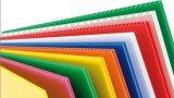 Hoja hueco reciclable para la impresión