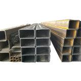 Soldado de carbono formado en frío hueco del tubo de acero de sección rectangular