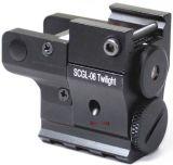 Vista verde compatta crepuscolare del laser di Glock della pistola di ottica di vettore per Glock 17 Glock 19 accessori