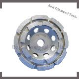 Абразивный диск чашки диаманта для полируя бетона от истирательного инструмента