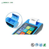 Loyalty를 위한 POS Software Handheld Thermal Printer Supports NFC/ID/Magnectic Card Reader를 가진 2018 새로운 Customizable POS Terminal