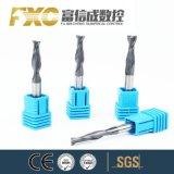 Fxc для настольных ПК 2 флейта сплошной конец из карбида вольфрама мельница для резки металла