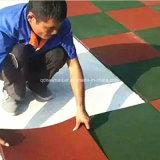 Игровая площадка для установки внутри помещений резиновый коврик на полу