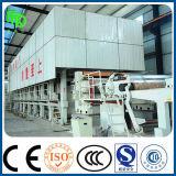 Máquina de artesanía productos de papel Kraft de Fourdrinier Proceso de fabricación del papel de maquinaria del molino