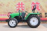 Rotella-Type fuori strada Tractor di Zt654 65HP 4WD Farm Agricultrual