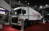 Hino 8X4の貨物自動車のトラックかボックストラック