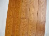 Revestimento natural da madeira contínua da proteção ambiental com certificação ISO14001