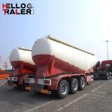 中国の製造の高品質3の車軸60m3バルクセメントのタンカーのトレーラー