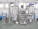 600L fermentador cónico da fabricação de cerveja de cerveja do auto DIY