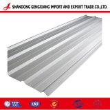 Folha de telhado galvanizado/folha de metal Ferro Gi/folha de papelão ondulado