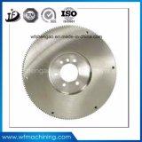 Volante exterior da carcaça do ferro/metal do ímã de Qt450-10 China para o equipamento da aptidão