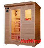 2017 Ahora sauna de infrarrojos para 3 persona-B3