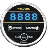 部屋Status Displayが付いているホテルの部屋のための小型DIGITAL Touch Screen Status Switch