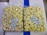 새로운 작물 순수한 백색 중국 거피된 마늘 (180-220grains/kg)