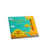 Libro infantile impressionante di coloritura del Hardcover di stampa di qualità