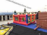 Kundenspezifischer Bouncer und Obstacle Inflatable Pencil Freizeitpark