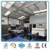 Entrepôt/atelier de structure métallique de coût bas avec le modèle