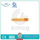 Het Uiteinde van het Contact van het Lassen van Kingq voor Toorts 40310/116/23/30/35/45/52 van mig