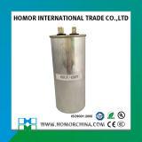 Tipo redondo capacitor 50UF do caso de alumínio de Facon da condição do ar de Cbb65
