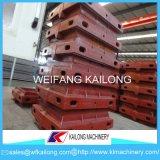 Niedriger Preis-Maschinen-Formteil-Zeile verwendeter Form-Kasten für Gießerei