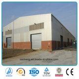 El bastidor de la estructura de almacén personalizados fabricados en China
