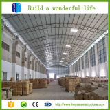 Fábrica de acero prefabricada barata de la estructura del marco de la azotea de Heya