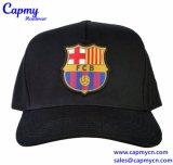 Sombrero del casquillo del deporte del panel de la aduana 5, surtidor 100% del casquillo del deporte del algodón
