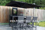 Outdoor Furniture - Bar Stool - Bar tavolo e sedia (BG-N010)