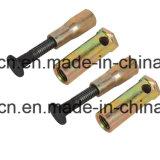 Prefabricados de Hormigón de fijación de la elevación de zócalo de la construcción con rosca (hardware)