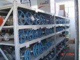 Tempo de metal Span Warehouse 4 camadas de armazenamento de dados da unidade de prateleiras